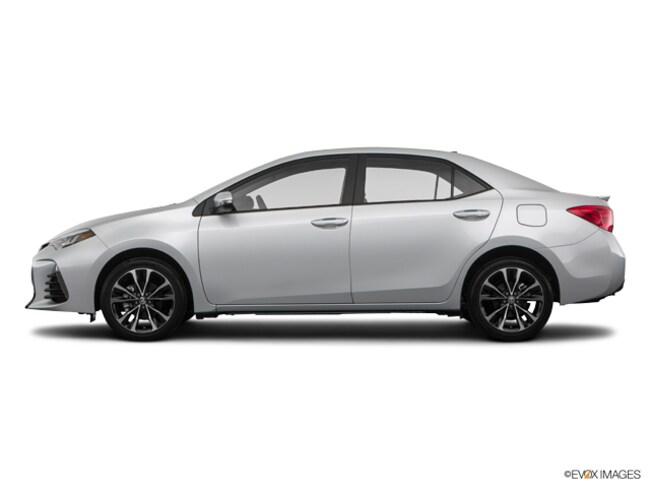 New 2019 Toyota Corolla XSE Sedan San Antonio