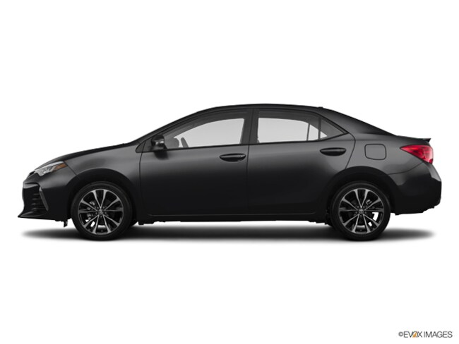 New 2019 Toyota Corolla XSE Sedan Westminster