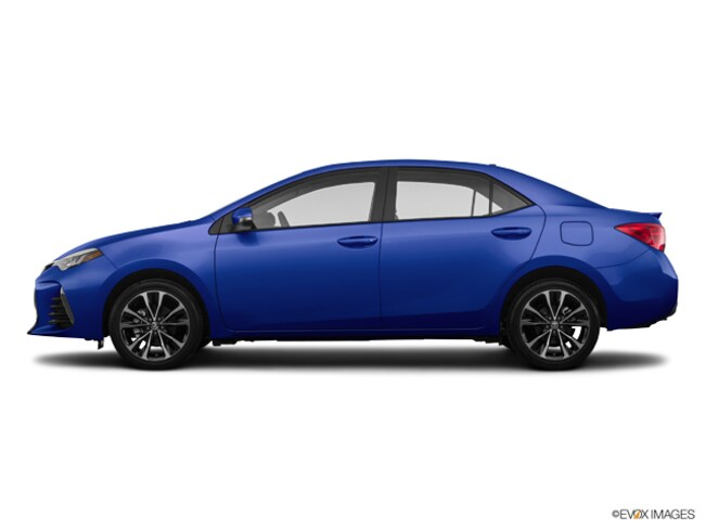 New 2019 Toyota Corolla XSE Sedan for sale in the Brunswick, OH