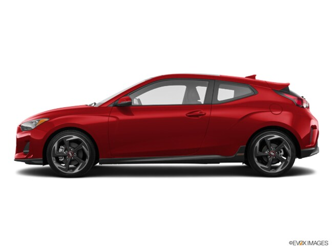 New 2019 Hyundai Veloster Turbo Hatchback for sale in Anaheim