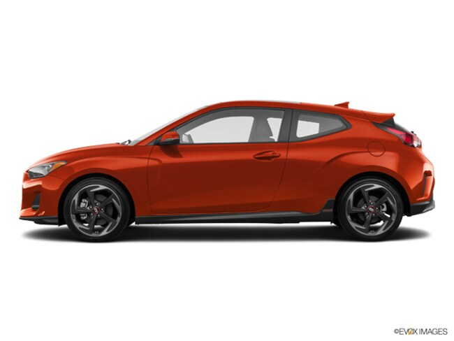 New 2019 Hyundai Veloster Turbo Hatchback in Wentzville