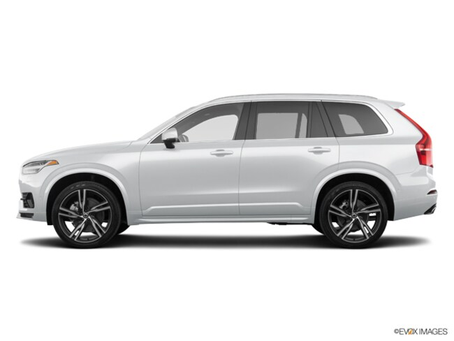 New Volvo car 2019 Volvo XC90 T5 R-Design SUV for sale near you in Ann Arbor, MI