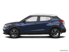 2018 Nissan Kicks SV Hatchback