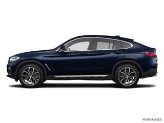 2019 BMW X4 xDrive30i Sports Activity Coupe 5UXUJ3C55KLG53174