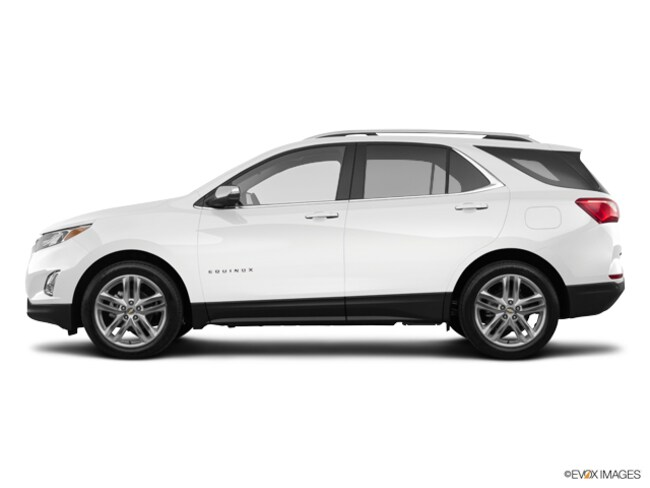 New vehicle 2019 Chevrolet Equinox Premier w/1LZ SUV for sale near you in Cherokee, IA