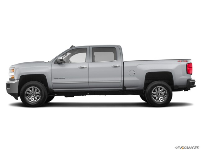 New vehicle 2019 Chevrolet Silverado 2500HD LTZ Truck Crew Cab for sale near you in Cherokee, IA