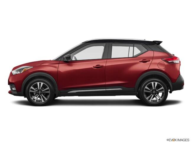 New 2018 Nissan Kicks SR SUV in South Burlington