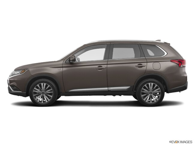 New 2019 Mitsubishi Outlander GT CUV for sale in New York