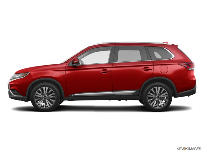 2019 Mitsubishi Outlander GT GT S-AWC