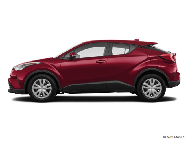New 2019 Toyota C-HR LE SUV for sale in Temple, TX