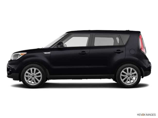 New 2019 Kia Soul + Hatchback Anchorage, AK
