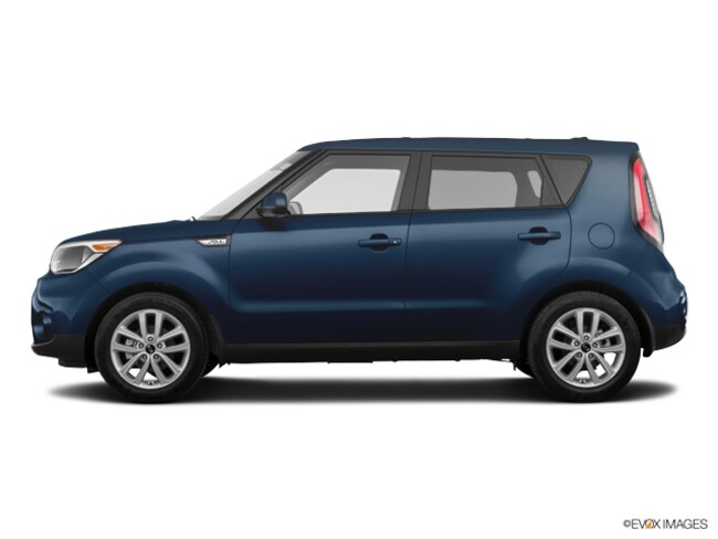 New 2019 Kia Soul + Hatchback For Sale/Lease Redding, CA