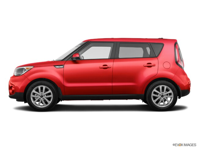 2019 Kia Soul Plus Wagon