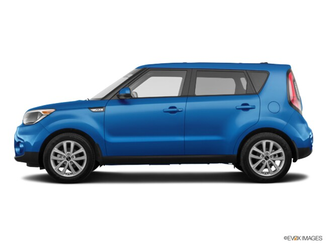 2019 Kia Soul Plus +  Wagon