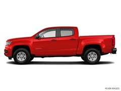 New 2019 Chevrolet Colorado WT Truck Crew Cab Winston Salem, North Carolina