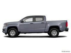 2019 Chevrolet Colorado 4WD Work Truck 4x4 Work Truck  Crew Cab 6 ft. LB