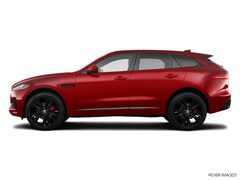 New 2019 Jaguar F-PACE S SUV in Akron, Ohio