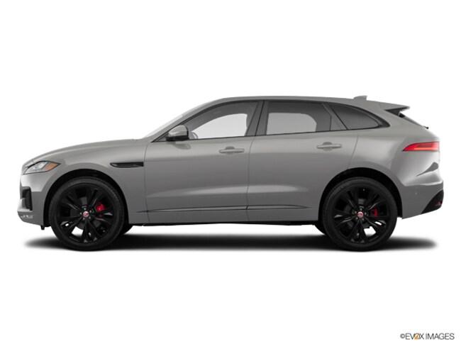 New 2019 Jaguar F-PACE S SUV in Peoria