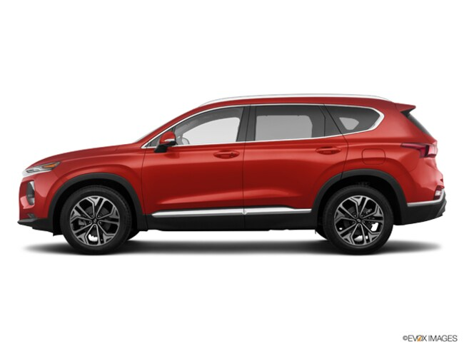 New 2019 Hyundai Santa Fe Ultimate SUV in St. Louis, MO