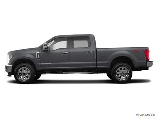 New 2019 Ford F-250 LARIAT Truck Crew Cab for Sale in Cleveland GA