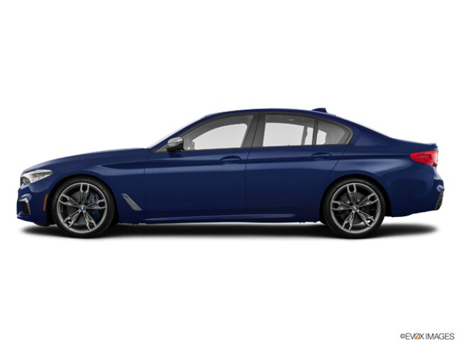 2019 BMW 5 Series M550i Xdrive Sedan All-wheel Drive
