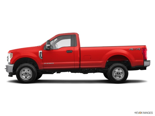 2019 Ford F-250 Super Duty Regular Cab