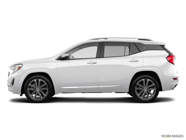 New 2019 GMC Terrain Denali SUV for sale near Greensboro