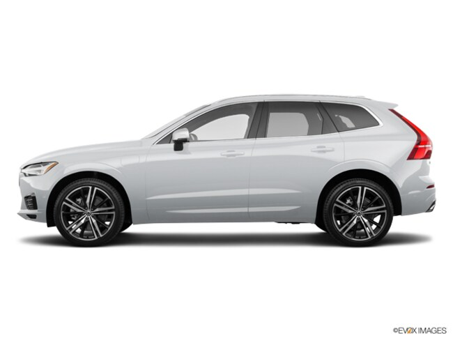 New 2019 Volvo XC60 Hybrid T8 R-Design SUV in Norwood, MA