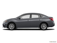 New 2019 Nissan Sentra SV Sedan in South Burlington