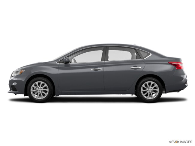 new 2019 Nissan Sentra SV Sedan for sale/lease fort collins, CO