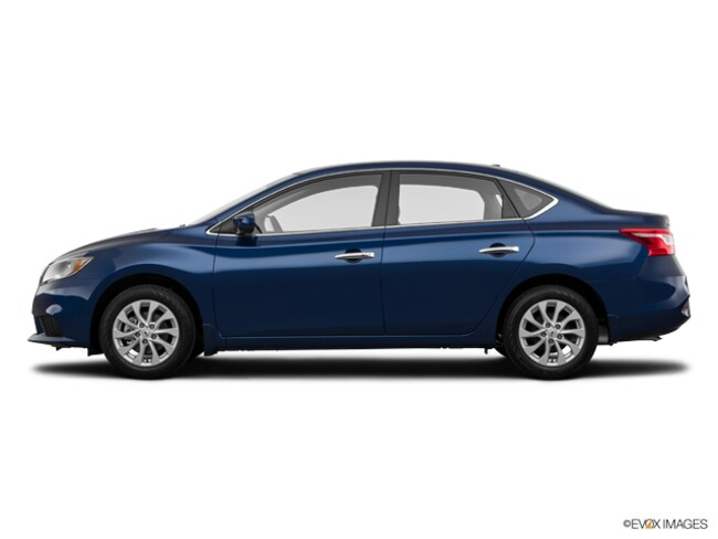 New 2019 Nissan Sentra SV Sedan Stockton, CA