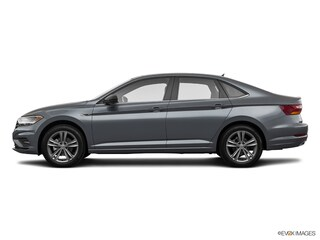 New 2019 Volkswagen Jetta 1.4T R-Line Sedan 3VWC57BU3KM209141 for sale on Long Island at Riverhead Bay Volkswagen