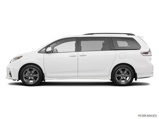 2019 Toyota Sienna SE 8-Passenger Van