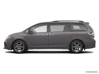 New 2019 Toyota Sienna SE 8 Passenger Van