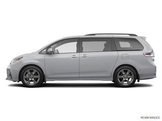 New 2019 Toyota Sienna SE 7 Passenger Van in Easton, MD