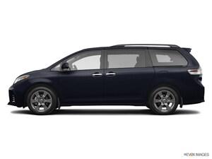 2019 Toyota Sienna SE AWD 7-Passenger