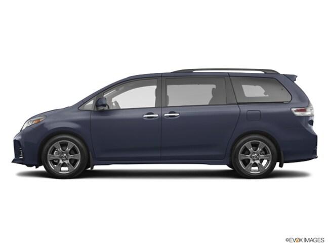 2019 Toyota Sienna SE Van Passenger