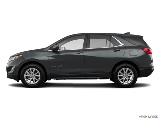 New 2019 Chevrolet Equinox LT Sport Utility in Osseo