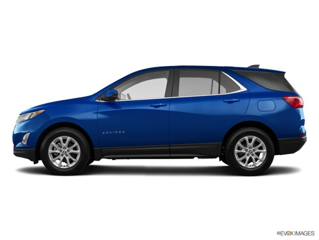 New vehicle 2019 Chevrolet Equinox LT w/1LT SUV for sale near you in Cherokee, IA