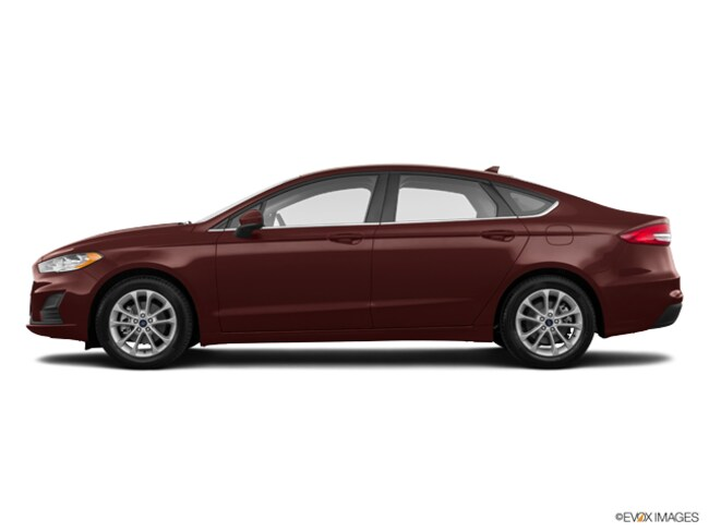 New 2019 Ford Fusion SE Sedan in Peoria, IL