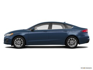 2019 Ford Fusion SE Sedan Gasoline FWD