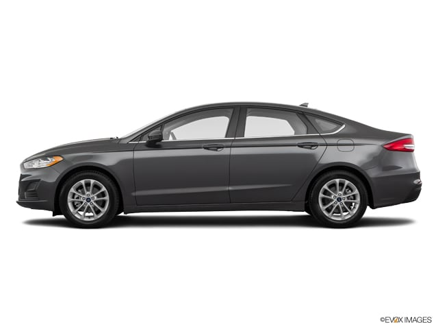 Featured new 2019 Ford Fusion SE w/Tech Package ** Retired Courtesy Car ** Sedan for sale in Louisburg, KS