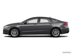 New 2019 Ford Fusion SE Sedan 3FA6P0HD3KR131641 in Holly, MI