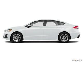 2019 Ford Fusion SE Sedan Gasoline FWD