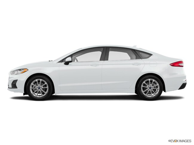 New 2019 Ford Fusion SE Sedan for sale in Cranston, RI