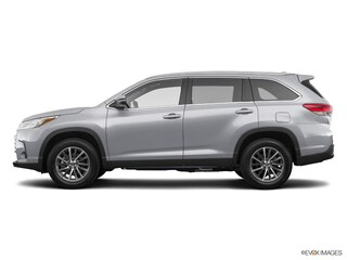 New 2019 Toyota Highlander XLE SUV in Ontario, CA