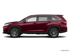 New 2019 Toyota Highlander XLE SUV