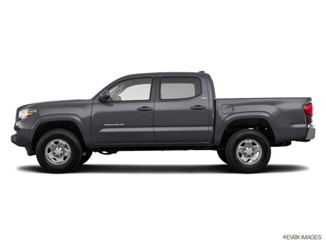 New 2019 Toyota Tacoma SR5 V6 Truck Double Cab in Laredo, TX