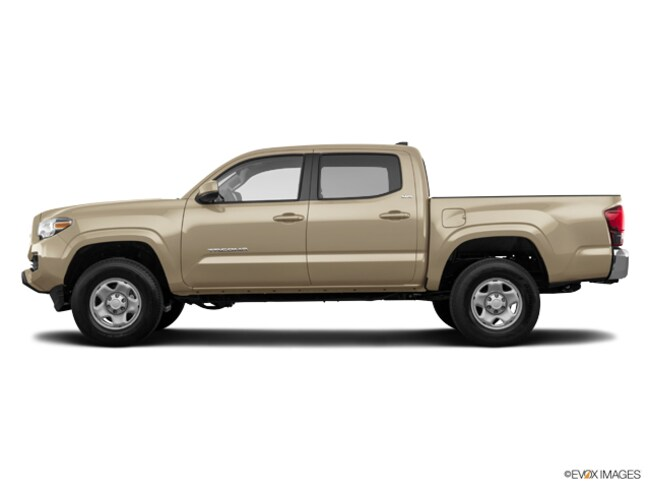 2019 Toyota Tacoma SR5 4D Double Cab For Sale in Redwood City, CA