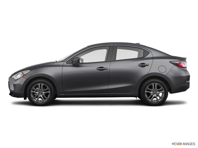 New 2019 Toyota Yaris Sedan LE Sedan in Arlington